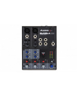 Микшер ALESIS MultiMix 4 USB
