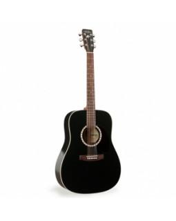 Акустическая гитара Cedar Black ART&LUTHERIE 013876