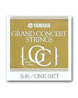 Струны для классической гитары Yamaha S10
