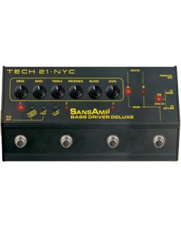 Педаль эффектов TECH 21 SansAmp Bass Driver Deluxe