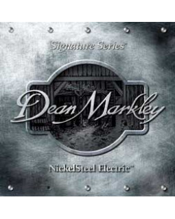 Струны для электрогитары DEAN MARKLEY Nickelsteel Electric CL