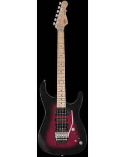 Электрогитара G&L INVADER PLUS Clear Red (USA)