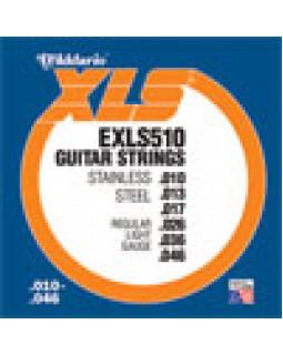 Струны для электрогитары D'ADDARIO EXLS510