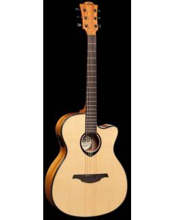 Гитара электро-акустическая LAG T66ACE