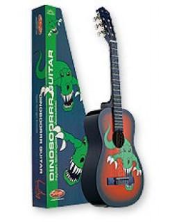 Детская гитара 1/4 Stagg C505R-DINO