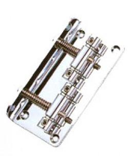 Бридж для 4-струнной басгитары PAXPHIL BB017 CR