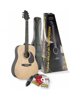 Гитарный набор STAGG SW203N Pack 2