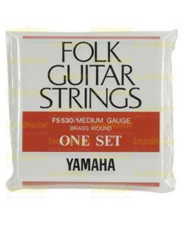 Струны для акустической гитары Yamaha FS530