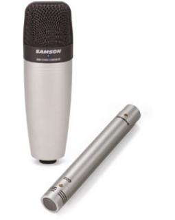 Микрофон SAMSON C02C single!!!