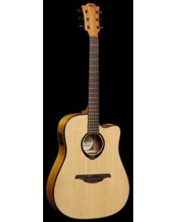 Гитара электро-акустическая LAG T-66DCE