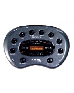 Бас-гитарный процессор LINE6 Bass PODxt
