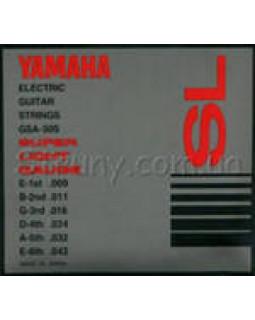 Струны электро Yamaha GSX150S