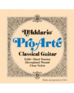Струны для классической гитары Daddario EJ46