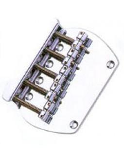 Бридж для 5-струнной басгитары PAXPHIL BB023 BK