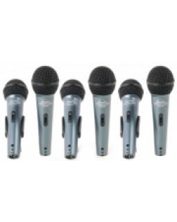 Микрофон вокальный SUPERLUX ECO88 (6 Pack)