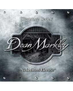 Струны для электрогитары DEAN MARKLEY Nickelsteel Electric LT7