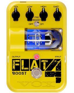 VOX FLAT 4 BOOST эффект Boost