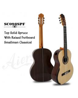 AIERSI SMALLMAN SC098SPF Гитара классическая
