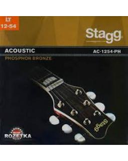 STAGG AC-1254-PH Струны для акустической гитары