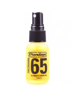 DUNLOP 6551J FORMULA 65 FRETBOARD ULTIMATE LEMON OIL 1OZ
