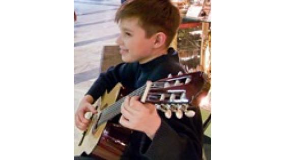 Уроки игры на гитаре - в каждом из нас есть талант!