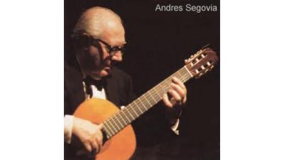 5 секретов техники в игре на классической гитаре от Андреса Сеговии