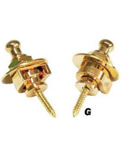 PAXPHIL PSL700G STRAP SECURITY LOCKS (GOLD)
