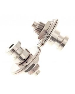 PAXPHIL S30309N W Security Straplocks (Nickel)