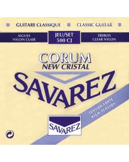 SAVAREZ 500СJ струны для для классической гитары
