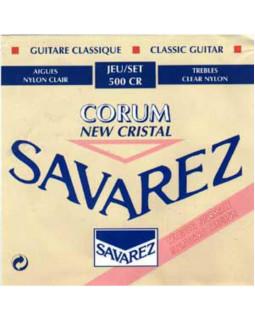 SAVAREZ 500CR струны для классической гитары
