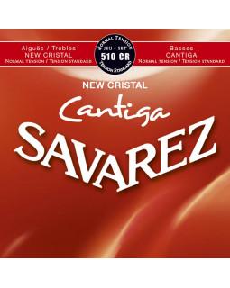 SAVAREZ 510 CR струны для классической гитары