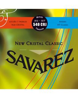 SAVAREZ 540СRJ струны для классической гитары Mixed Tension