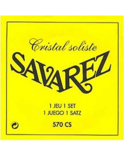 SAVAREZ 570CS струны для классической гитары