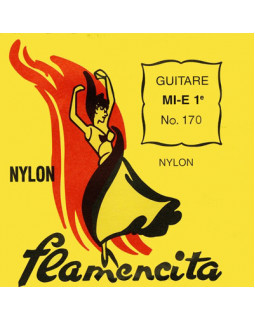 SAVAREZ Flamencita 170 струны для классической гитары