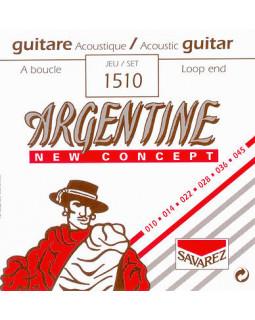 SAVAREZ Argentine 1510 струны для джаз гитары