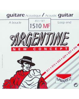 SAVAREZ Argentine 1510 MF струны для джаз гитары