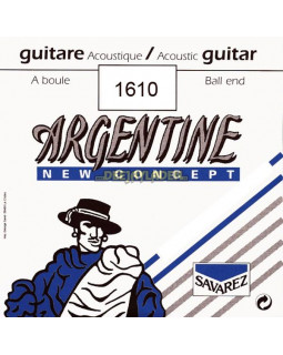 SAVAREZ Argentine 1610 струны для джаз гитары