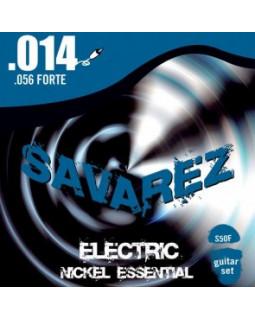 SAVAREZ S50F струны для электрогитары Nickel Essential 0,14-0,56 Forte