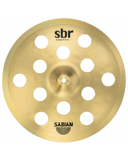 """SABIAN 16"""" SBr O-Zone Crash"""