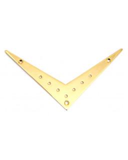 Тарелка для ударных SABIAN AA Medium Thin Crash 17