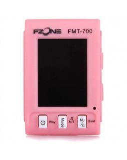 Тюнер-метроном FZONE FMT700 Pink