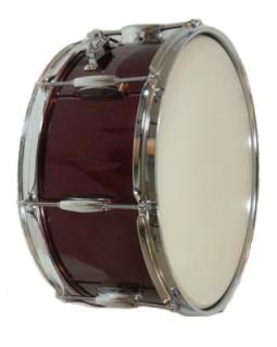Деревянный малый барабан MAXTONE SDC603 WineRed