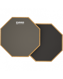 """EVANS RF12D 12"""" REAL FEEL 2-SIDED PAD"""