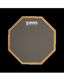 "EVANS RF6GM 6"" REAL FEEL MOUNTABLE PAD"