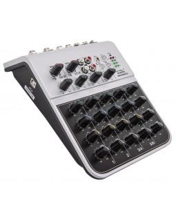 Микшерный пульт мини Soundking SKMIXO2AU